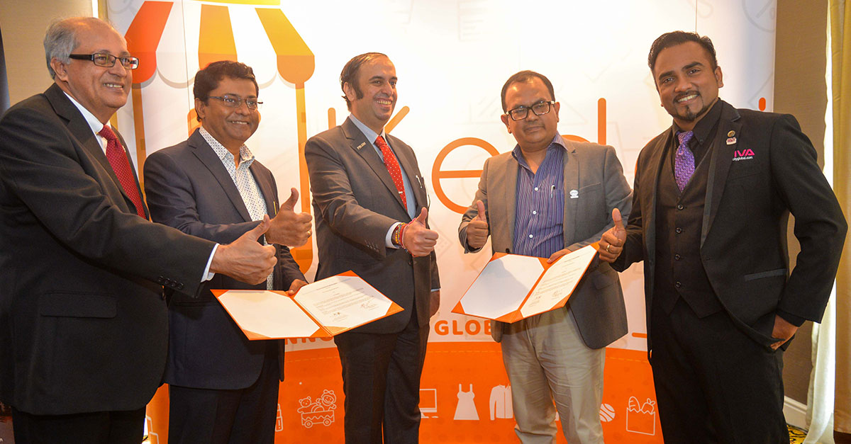 1CloudHub signs MoU with ei Content, Malaysia