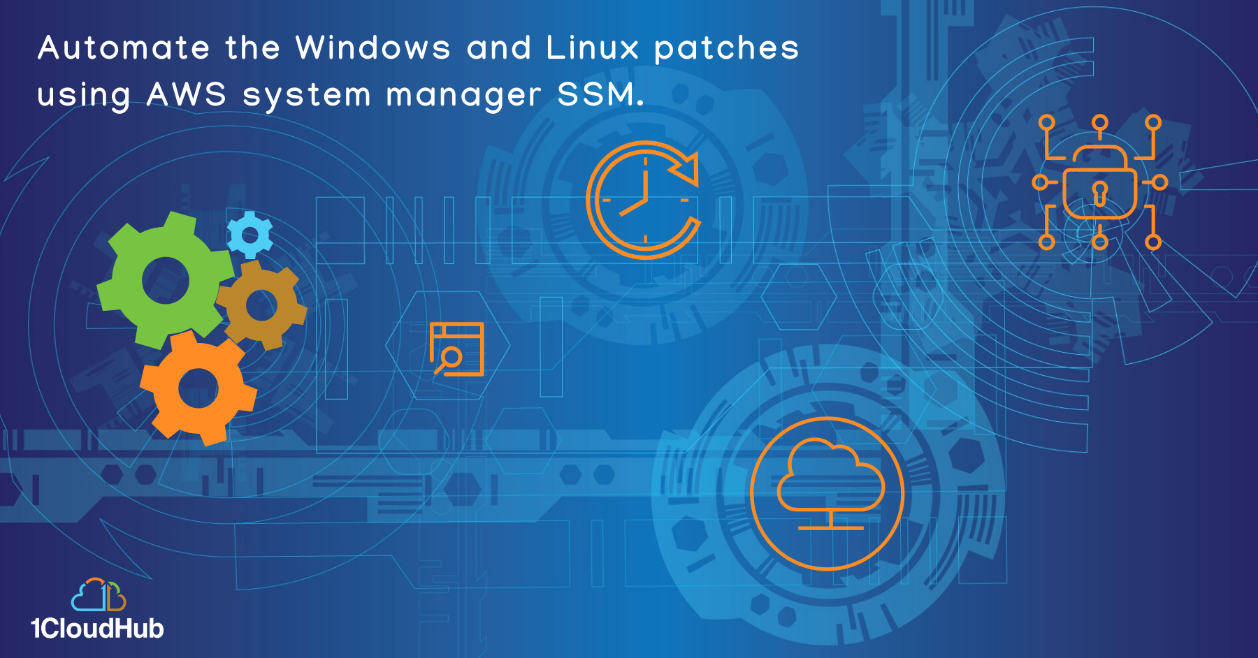 Automate the Windows and Linux patches using AWS system manager SSM.